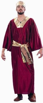 Wiseman Costume - Choice of Colors Wise Man Costume, King Costume, Christmas Pageant, Christmas Program, Halloween Costume Props, Christmas Costumes, Biblical Costumes, Nativity Costumes, Three Wise Men
