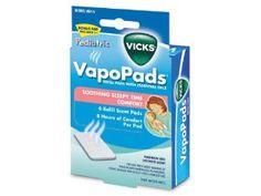 Vicks Waterless Vaporizer Scent Pads for V1900, 1300, 3500, 4500, 510 - 6 Per Pack -   - http://babyentry.com/baby/vicks-waterless-vaporizer-scent-pads-for-v1900-1300-3500-4500-510-6-per-pack-com/