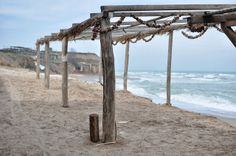 Vama Veche, Romania. Visit Romania, Black Sea, Pergola, Places To Visit, Coast, To Go, Outdoor Structures, Eye, Travel