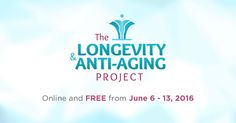 Registration - The Longevity & Anti-Aging Project