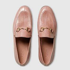 Tendance Chaussures 2017/ 2018 : Gucci - Gucci Jordaan eel loafer