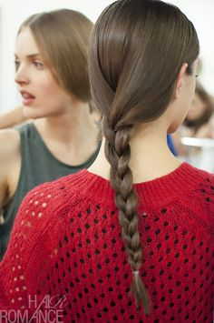 Hair Romance at MBFWA 2013 – Day 2 in pictures