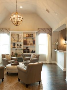 Ideas For Living Room Lighting Seaside Rooms 74 Best Images Houses Lounges Ceiling Lights Traditional Family Design