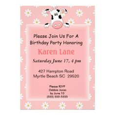 =>>Cheap          Cow Theme Kids Birthday Invitation           Cow Theme Kids Birthday Invitation in each seller & make purchase online for cheap. Choose the best price and best promotion as you thing Secure Checkout you can trust Buy bestDeals          Cow Theme Kids Birthday Invitation lo...Cleck Hot Deals >>> http://www.zazzle.com/cow_theme_kids_birthday_invitation-161341546320651158?rf=238627982471231924&zbar=1&tc=terrest