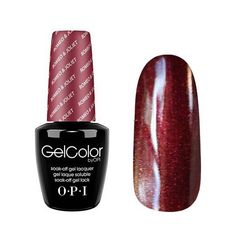 OPI Romeo and Juliet GelColor