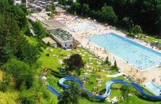 Image detail for -Morzine Swimming Pool. my idea of Hell but someone might fancy it! French Alps, Holiday Ideas, Swimming Pools, Golf Courses, Things To Do, Fancy, Holidays, Adventure, Detail