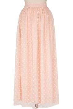 Classic Day Skirt - Tulle