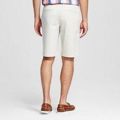 Men's Club Shorts Light Khaki 28 - Merona