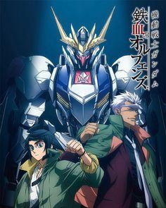 Last Flag evento per il finale di stagione di IBO - Gundam Italian Club Gundam Toys, Gundam 00, Mikazuki Augus, Manga Anime, Anime Art, Blood Orphans, Gundam Iron Blooded Orphans, Gundam Wallpapers, Gundam Mobile Suit