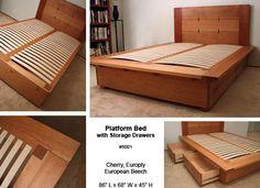 Traditional Japanese Furniture kondo japanese platform bed | japanese platform bed, platform beds