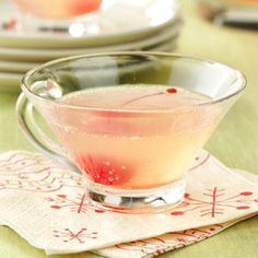 All-Occasion Punch Recipe- Recipes To keep the punch cold while adding extra color, I like to make an ice ring out of cherry soda pop. The flavor always brings folks back for more. Slushy Alcohol Drinks, Non Alcoholic Cocktails, Fruit Drinks, Smoothie Drinks, Smoothies, Beverages, Refreshing Drinks, Summer Drinks, Christmas Punch