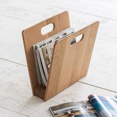 Buy the Woodstock Magazine Rack from Garden Trading today! A part of our Magazine Storage range. Wooden Magazine Rack, Magazine Storage, Wood Magazine, Magazine Racks, Magazine Table, Woodstock, Diy Magazine Holder, Hallway Console, Console Table