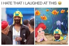 Snoop fishy fish