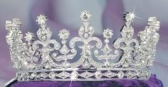 I really do not doubt that if i owned a tiara i would wear it everywhere I went .