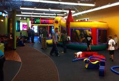 Kid's Play: Indoor Preschooler Fun (and a cafe)