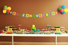 Dois temas inusitados para decoração de festa infantil | Macetes de Mãe
