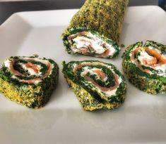ŠPENÁTOVÁ ROLÁDA – Život s Naty Sushi, Ethnic Recipes, Sushi Rolls