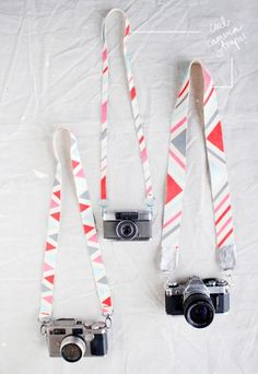 I need to make a camera strap for my sister this Xmas... this is a great site with lots of tutorials