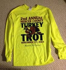 Mercer County Turkey Trot