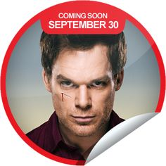 Dexter Season 7 Coming Soon...Dexter is coming back! Check-in with GetGlue.com for this exclusive sticker!