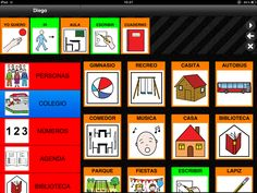 Conectando al iTunes Store. Itunes, App, Diversity, Software, Ideas, Special Education, Communication Boards, Autism, Vocabulary