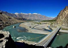 Picz impressionante: Awesome Paquistão Ghizer Valley, Gilgit, Baltistan