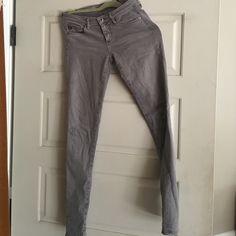 Grey skinny jeans Like new AG Adriano Goldschmied Jeans Skinny