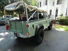 1967 Land Rover Defender 109 Series IIA