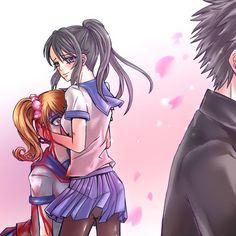 Yandere Games, Yandere Anime, Yandere Simulator Memes, Love Sick, Anime Love, Sims, Anime Art, Cute, Geeks