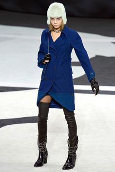 Chanel, Осень-зима 2013/14, Ready-To-Wear, Париж