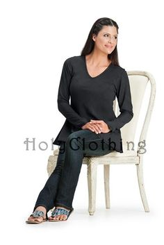 Grace top from HolyClothing, for $24.99. Comes in plus size, too.