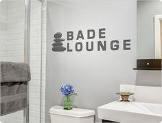 Superb Suche diesen und weitere Pins auf Bad u Beauty Wandaufkleber Wandtattoo Begriff Badelounge