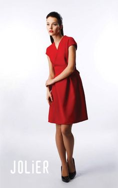 Holiday season is almost here! That's why we've launched a -15% discount for all red / black two-way dresses! These dresses are great options for the Christmas celebrations as well as perfect gifts for loved ones! Discounted dresses in both XS-M and L-XL sizes: Pretty & Lovely (Black/Red and Red/Blue), Sarita & Sienna (Black/Red) and Eleanor (Black/Red). Limited stock, free shipping & return. Welcome to our Web Store: http://jolier.mycashflow.fi/  Season's greetings! JOLIER