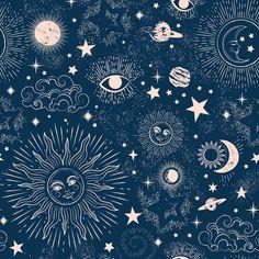 Iphone Live Wallpaper, Star Wallpaper, Iphone Background Wallpaper, Aesthetic Iphone Wallpaper, Moon And Stars Wallpaper, Wallpaper Online, Mystic Wallpaper, Aries Wallpaper, January Wallpaper
