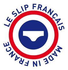 Le Slip Français French Fashion Designer French Logo, French Fashion Designers, French Brands, Made In France, Art Store, Chicago Cubs Logo, Branding, Logos, Images