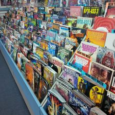 "See 8 photos and 3 tips from 125 visitors to Big B Comics. ""The bargain basement may be hard to navigate sometimes, but you can find some real gems. New Week, Four Square, Spaces, Comics, Big, Comic Book, Comic Books, Comic, Comic Strips"