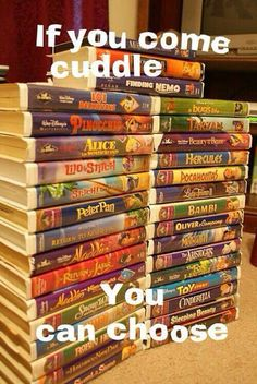 Let's cuddle and watch Disney movies! <3 please! I wouldn't even care if K or B didn't want to cuddle, I will cuddle with you all day everyday Miranda!