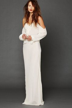 Unique and Chic Weddings : The Search For A Boho Wedding Dress ~ Free People