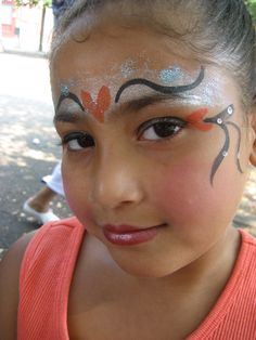 Princess face painting by Hearts Face Painting..nyc.