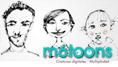 """""""Criaturas Digitales · Multiplode6″"""