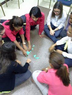 Programa Jogos Empresariais e Dinâmicas de Grupo.