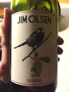 Jim Olsen BX, California, 2012: An easy-to-drink red. The blend is made of some stronger-flavored reds, but it tasted very mild to me. Was better after being allowed to breathe. I wasn't crazy about it, but I'd give it another chance. The cost isn't too prohibitive, but in this price range, there are other wines that I enjoy more. ~$25 Wine Ratings, Olsen, Wines, Breathe, Tasty, California, Range, Good Things, Drink