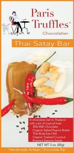 Paris Truffles: The Orange Passion Bar is an aromatic delight ...