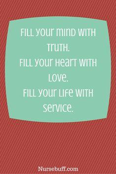 50 Nursing Quotes to Inspire and Brighten Your Day | NurseBuff  #Nurse #Quotes #Inspire