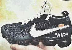 OFF-WHITE x Nike VaporMax is Coming Soon