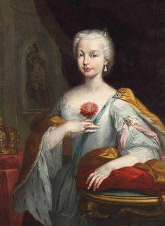 https://flic.kr/p/s1sVXF | SM A RAINHA DE PORTUGAL DONA MARIANA VICTORIA DE BORBON