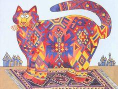 Cat Dreams : Amusing Cat Cartoons by Bernard Kliban - Cat Dreams,  Amusing Cat Cartoons Wallpaper  20