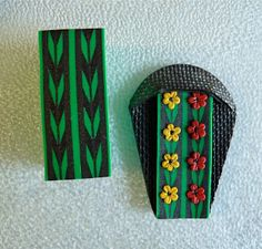 Knightwork: Playing with Clay: Polymer Clay Quilt Block Cane & Border Canes