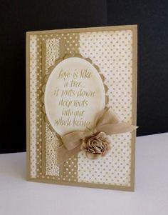 FS367 ~ Love is Like by sistersandie - Cards and Paper Crafts at Splitcoaststampers