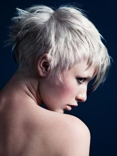 Pixie Haircut for Rounded Faces - Pixie Haircuts for Round Faces
